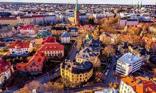Finland: Whistle-Stop Helsinki