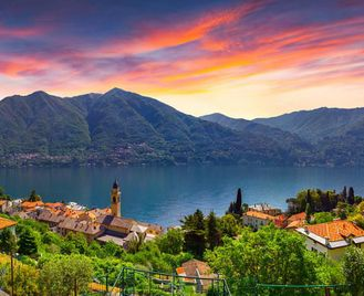 Italy: Lakes Of Northern Italy
