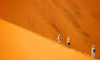 Namibia: Adventurous Family Journey