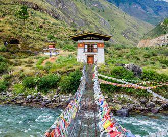 Bhutan: Magnificent Trekking Through The Druk Path Bhutan