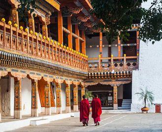 Bhutan: Shangri-La Dreams