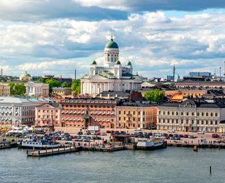 Finland: Wilderness Road Trip
