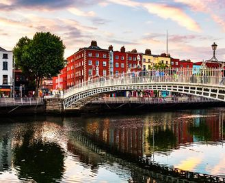 Ireland: Dublin And Irelands Countryside