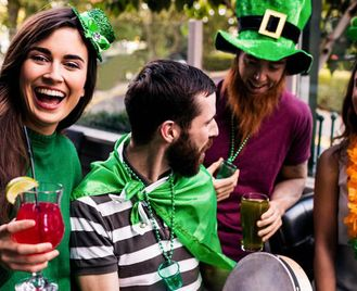 Ireland: St Patrick's Day And Dublin Tours