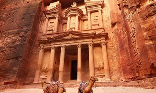Jordan: History And Legends In The Kingdom Of Jordan