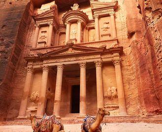 Jordan: History And Legends In The Kingdom Of Jordan