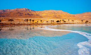 Jordan: Ancient Sites And Natural Elements