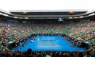 Australia: Australian Open Melbourne And The Great Barrier Reef
