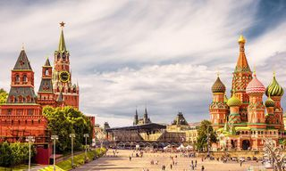 Russia: Whistle-Stop Moscow