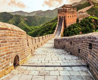 China: Beijing And And The Great Wall Exploration