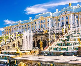 Russia: Two Capitals Of Russia