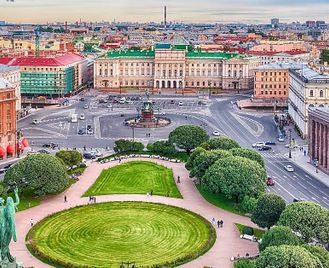 Russia: Explore Moscow, The Golden Ring And Saint Petersburg