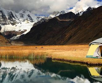 Argentina: Hiking The Andean Mountains