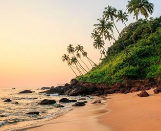 India: Tranquility, Relaxation And Endless Beaches