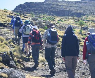 Ethiopia: Hiking Simien National Park And Northern Classics