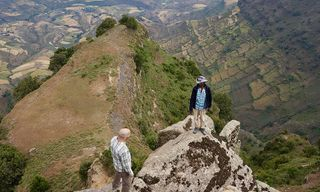 Ethiopia: Bike And Hike Expedition - From The Ethiopian Highlands To Danakil Depression