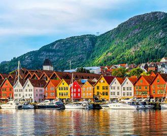 Norway: Whistle-Stop Bergen
