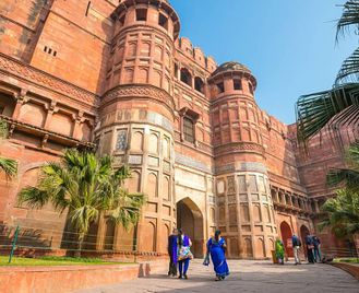 India: Explore New Delhi, Agra And Rajasthan