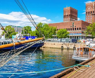 Norway: Whistle-Stop Oslo, The Tiger City