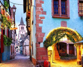 France: Paris, Alsace And Switzerland