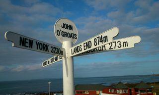 Walk The North Highland Way