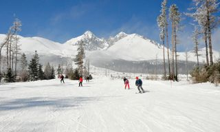 Tatra Winter Family Activity Week