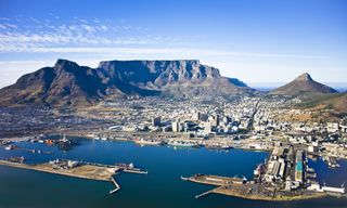 Johannesburg To Cape Town