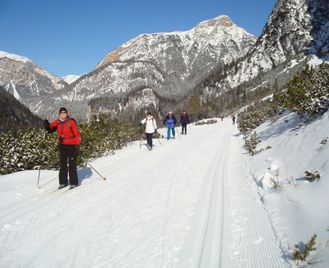 Cross-Country Skiing Dobbiaco