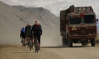 Manali To Leh Ride