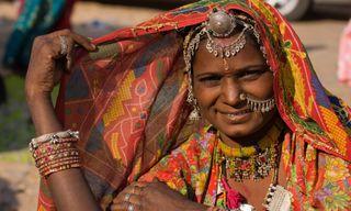 Cycling Through Rajasthan
