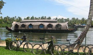Cycle The Coast Of Kerala