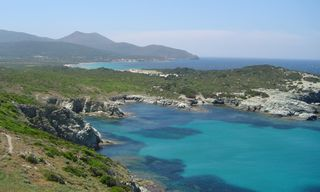 Mountains & Villages Of Corsica