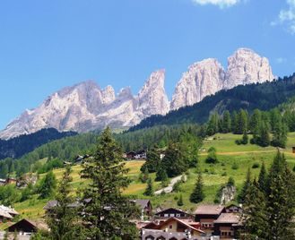 Highlights Of The Dolomites