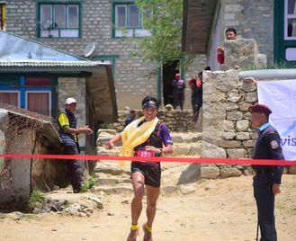 Tenzing-Hillary Everest Marathon With Paul Goldstein