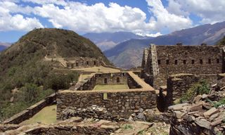 The Lost City Of Choquequirao