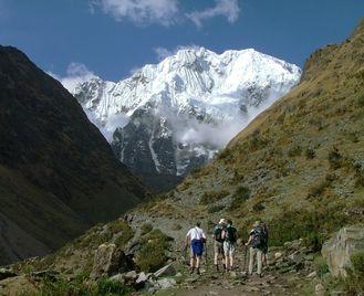 The Salkantay Trek