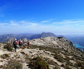 Sierra De Aitana Trek