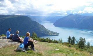 Walking The Fjords