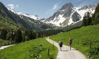 Tour Du Mont Blanc Hotel Trek