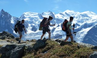 Tour Du Mont Blanc Week