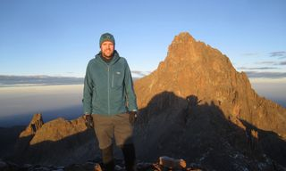 Mt Kenya Ascent
