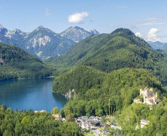 Walking In Southern Bavaria