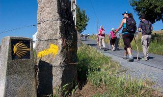 Self-Guided Walking On The Camino De Santiago