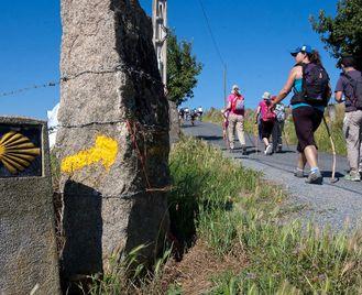 Following St James' Way, Self-Guided Walking
