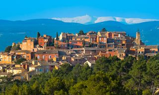 Hilltop Villages Of Provence Self-Guided Cycling - Short Break