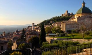 A Self-Guided Walk From Spello To Spoleto