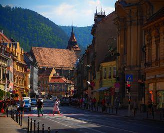 Transylvania And The Carpathian Mountains