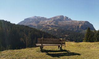 Walking The Dolomites Of Alta Badia