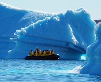 Four Arctic Islands: Spitsbergen, Jan Mayen, Greenland And Iceland