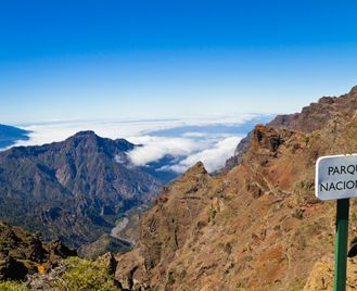 Self-Guided Trails Of La Palma